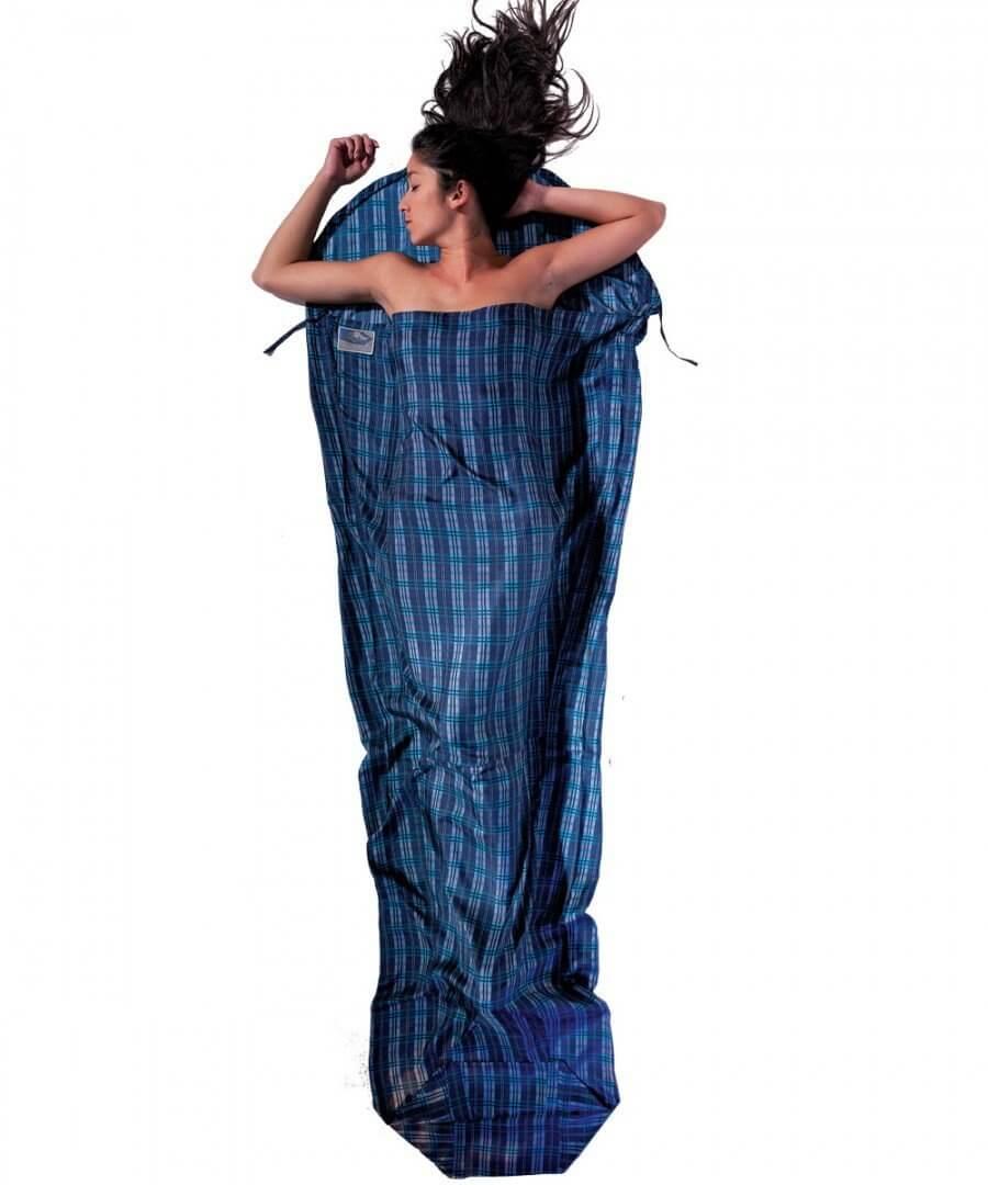 8. Cocoon Silk MummyLiner