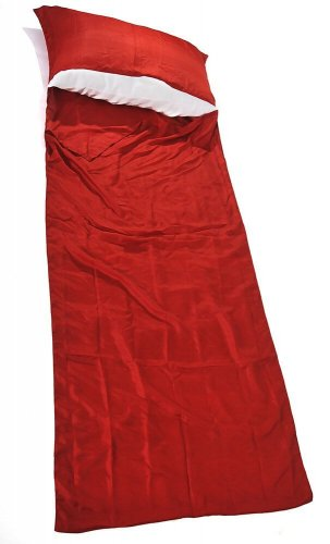 10. Marycrafts - Mulberry Silk Travel Sleep Sack