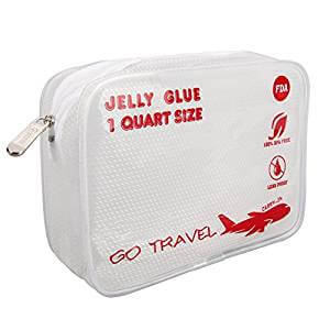 6. XIANGYI TSA approved Toiletry Bag