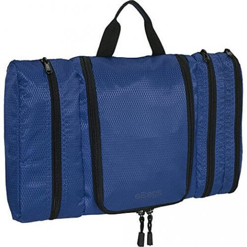 2. eBags Pack-it-Flat Toiletry Kit