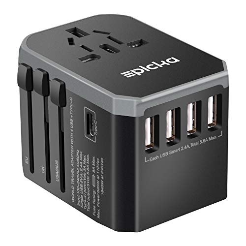 1. EPICKA All in 1 adapter/ USB Charger