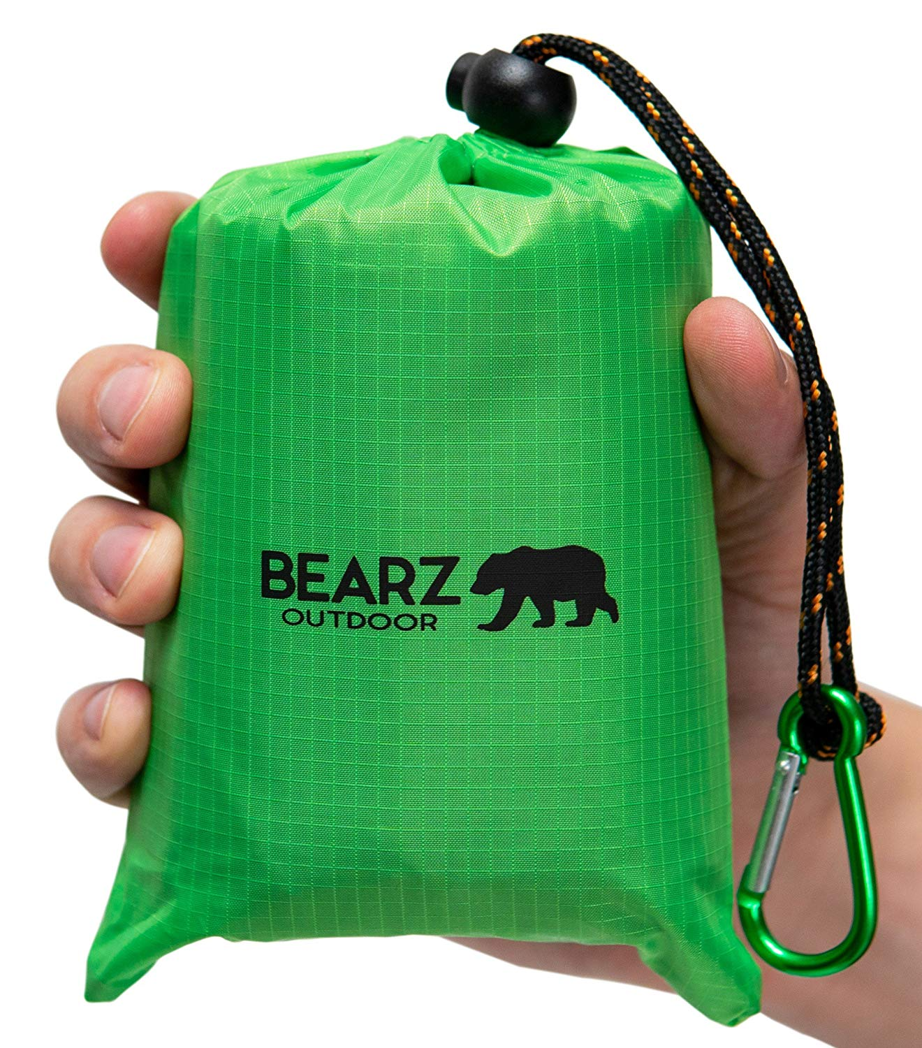 10. BEARZ Pocket Blanket