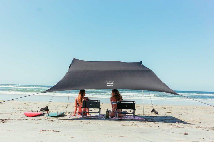 6. Neso Grande Canopy Beach tent