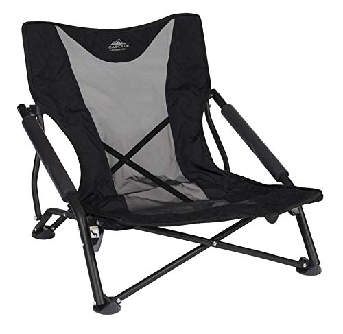 9. Cascade Mountain Tech Low Profile Camp Chair