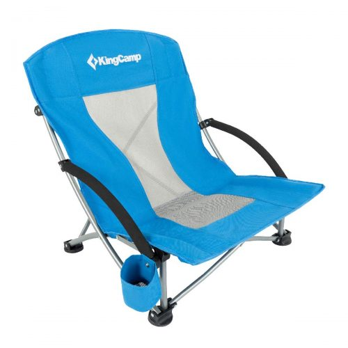 4. KingCamp Low Sling Folding Beach Chair