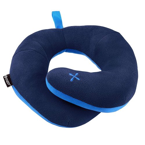1. BCOZZY Kids Chin Supporting Travel Pillow