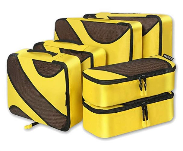 3. BAGAIL - 6 Set Packing Cubes