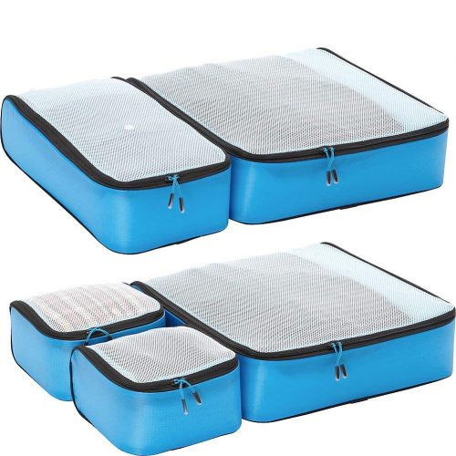 7. eBags Ultralight Packing Cubes 5 set