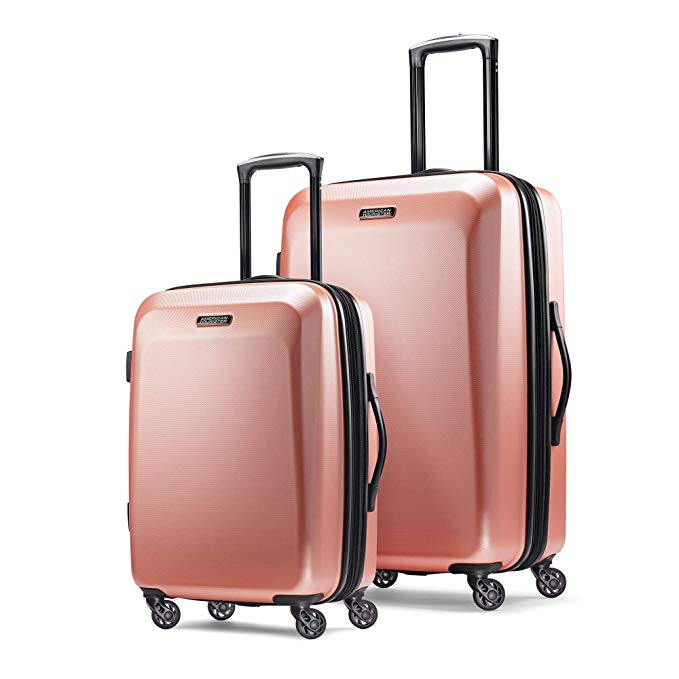 10. American Tourister Moonlight Set