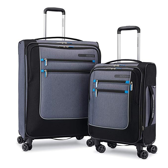 8. American Tourister iStack Travel System