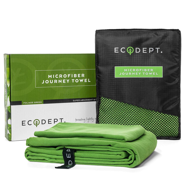 9. ECOdept Microfiber Towel
