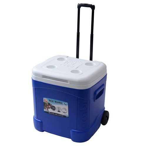 9. Igloo Ice Cube Roller Cooler