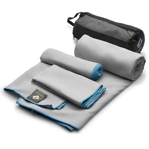 6. OLIMPIA FIT SUPER PACK MICROFIBER TOWELS