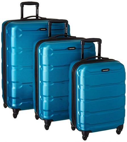 2. Samsonite - Omni PC 3 piece