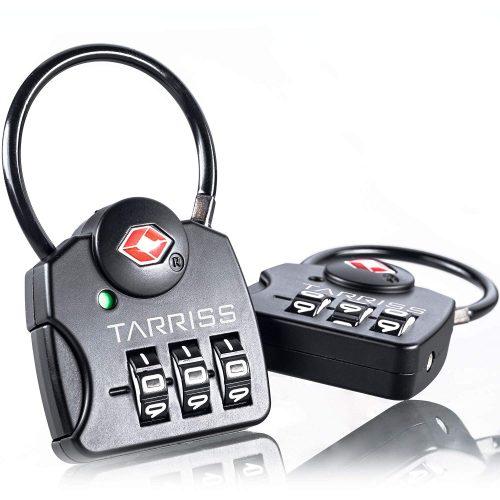 2. Tarriss TSA Lock with SearchAlert Light