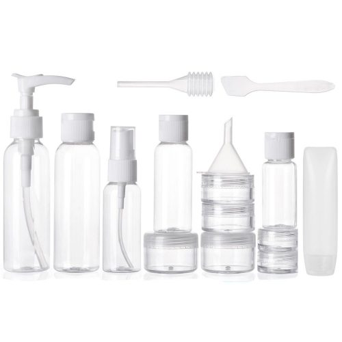 5. ALINK Travel Size Toiletry Bottles Set