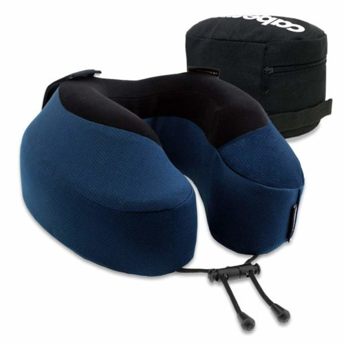 6. Cabeau Evolution Memory Foam Travel Pillow