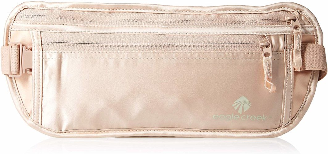 7. Eagle Creek Travel Money Belt