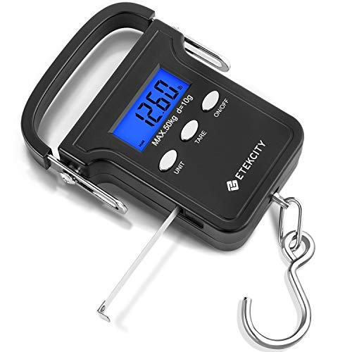6. Etekcity portable weight scale