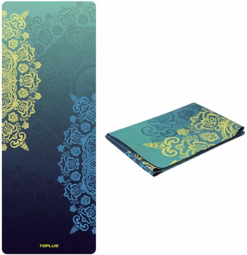 4. TOPLUS Travel Yoga Mat