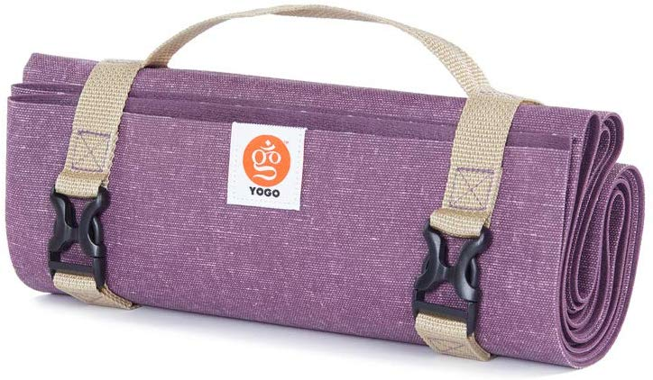 1. YOGO Ultralight Travel Yoga Mat
